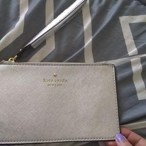 Kate Spade wrist band wallet